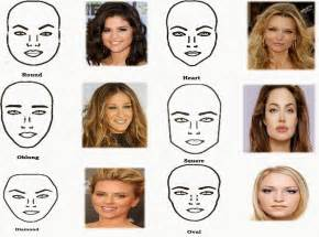 what tyoe of haircut most complimenta a square jawline what is your face shape type beauty tips