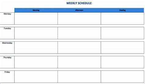 hourly planner template excel excel templates excel