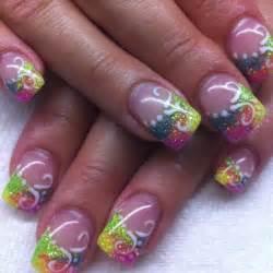 15 trendy gel nail designs for spring women s magazine by women