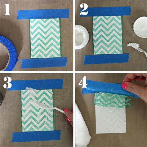 Handmade Stencils - how to use embossing paste to create texture for handmade