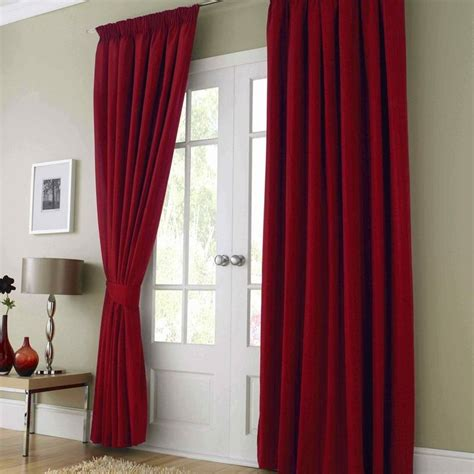 bedroom with red curtains red curtains for the bedroom for the home pinterest