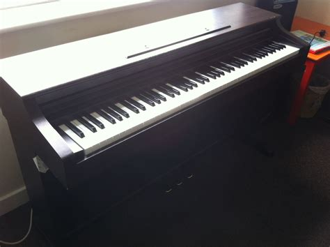 Keyboard Casio Second Second Casio Ap38 Digital Piano Rosewood