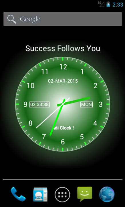 live wallpaper android java adi analogclock live wallpaper android apps on google play