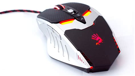 Bloody V4 V4 3 Activated Laser Gaming Mouse a4tech bloody