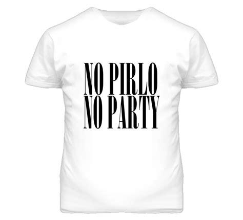 kaos t shirt andrea pirlo pirlo andrea pirlo italy soccer no pirlo no world cup 2014