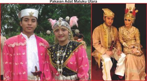 Baju Adat Maluku Modern pakaian adat maluku utara lengkap gambar dan penjelasannya seni budayaku
