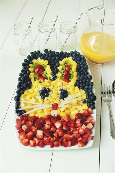 5 fruit tray easter bunny fruit tray easter fruit platter the
