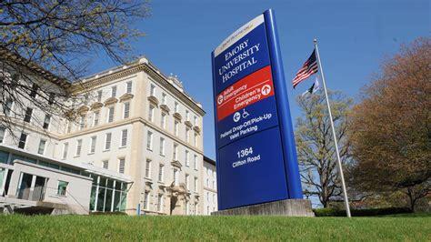 Emory Mba Corporate Finance Linkedin by Emory Hospital Names Dr Bryce Gartland Ceo