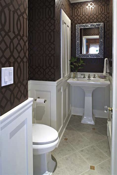 wallpaper with wainscoting wainscoting with wallpaper design ideas
