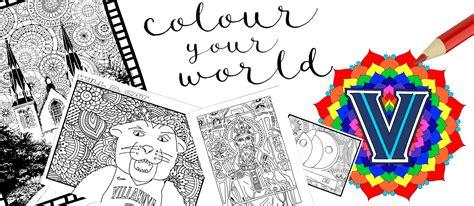 villanova basketball coloring pages falvey memorial library villanova university colour