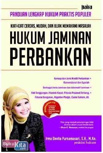 Buku Hukum Perbankan Trisadini P Usanti bukukita hukum jaminan perbankan toko buku