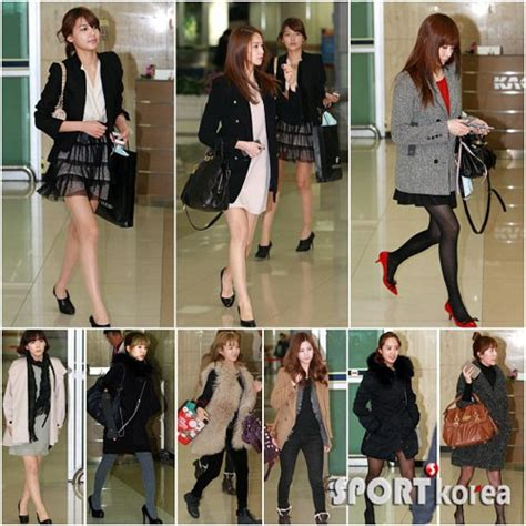 Sepatu Jang Denim clothes on snsd airport fashion and jung