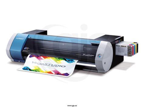 Printer Roland Versastudio Bn 20 roland versastudio bn 20 metallic desktop eco solvent printer cutter solvent printers