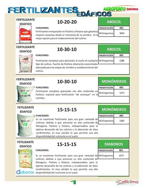 Calendario De Fertilizacion Calam 233 O Cat 225 Logo De Fertilizantes