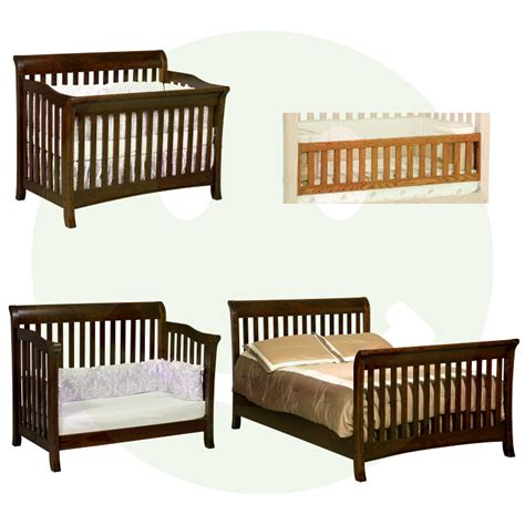 Amish Baby Cribs Amish Belmont 4 In 1 Convertible Baby Crib Solid Wood American Made Baby Cribs Warehousemold