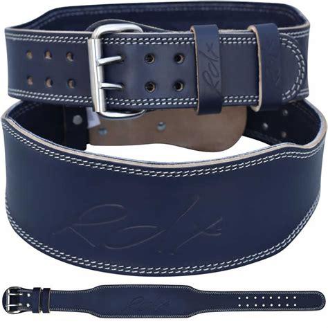 Fitness Senam Leather Fitness Belt buy rdx suede leather 4 quot padded belt rdx 174 sports us