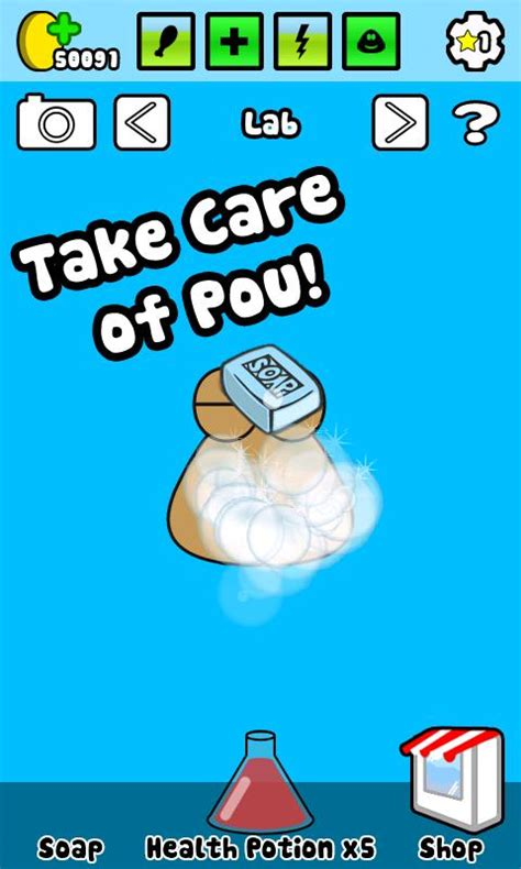 wallpaper game pou pou android apps games on brothersoft com