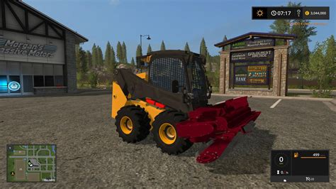 ls for fdr chipper v1 0 for ls 17 farming simulator 2017 mod
