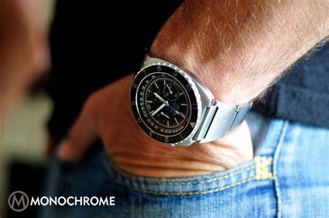 Zenith El Primero Pilot/Diver 3019PHC   Monochrome Watches