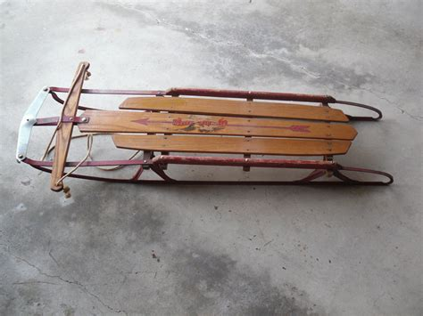 woodworking sled how to build a snow sled out of wood plans diy