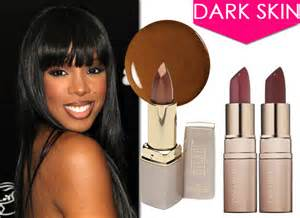 lipstick colors for brown skin brown hairs