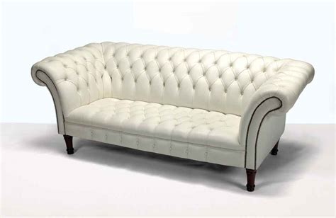 chesterfield white leather sofa white leather chesterfield sofa madison home usa tufted