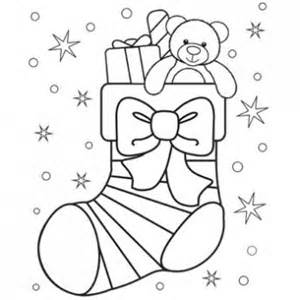 free printable christmas stocking coloring pages calendar template