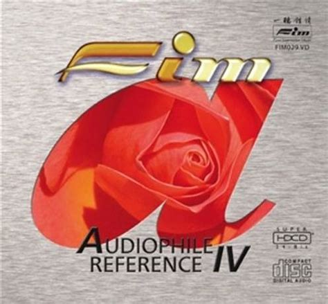 Audiophile Reference 2006 esther ofarim la vezina catina audiophile reference iv