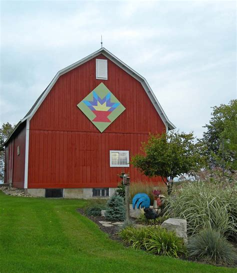 Quilt Barns by Barn Quilts And The American Quilt Trail November 2010