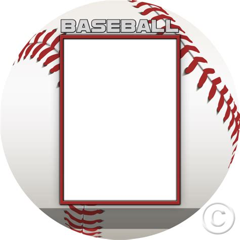 Baseball Card Template Png by Clingers Richmond Professional Lab