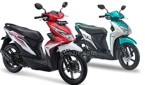 Lu Led Motor Honda Beat Esp yamaha mio s vs honda beat esp cbs iss informasi