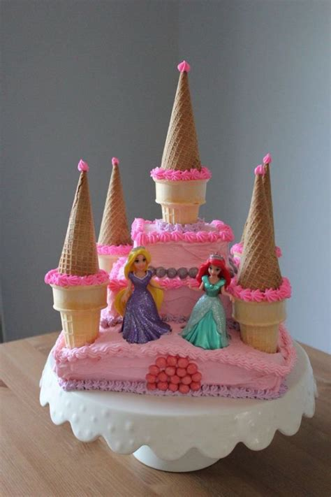 Princess Cake Decorations by 17 Best Ideas About Easy Princess Cake On