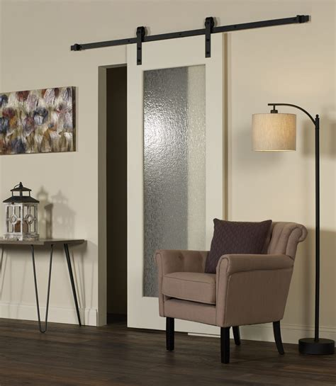 Barn Doors With Glass Glass Barn Doors By Ltl Home Products Inc