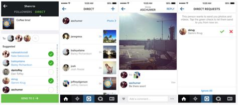 insta chat room take that snapchat instagram direct s messages stick around pcworld