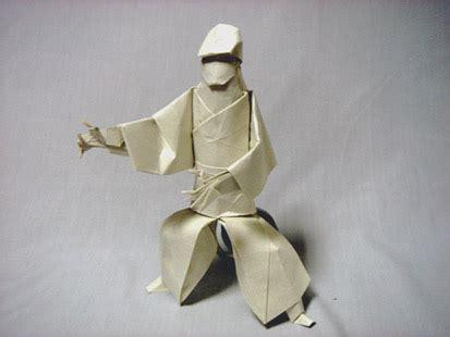 Origami Martial Arts - 格闘家