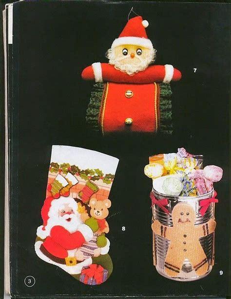 revistas de fieltro para descargar gratis revistas de navidad en fieltro fieltro navide 241 os