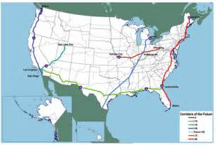 i 69 corridor map responses to the freight challenge fhwa freight