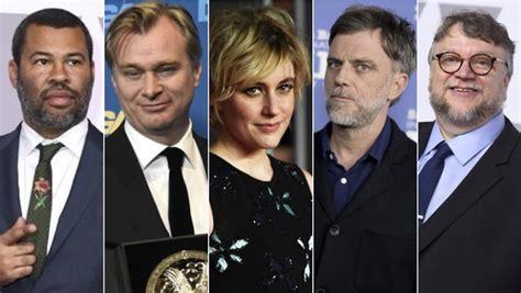 ellos los nominados a los premios oscar 2018 el big data los nominados a mejor director en los premios oscar 2018