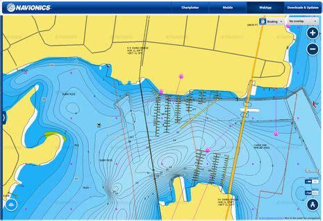 boating charts online vexilar t box wifi fishfinder navionics sonarchart live