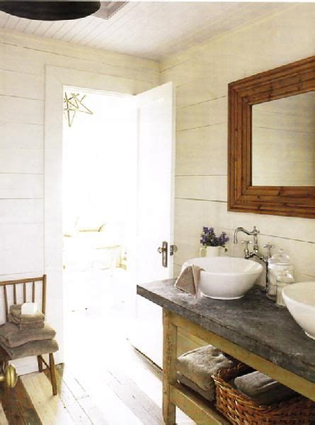 rustic bathroom with white washed paneled walls rustic bathroom design with off white cream