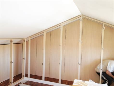 costruire armadio in legno costruire un armadio a muro in legno