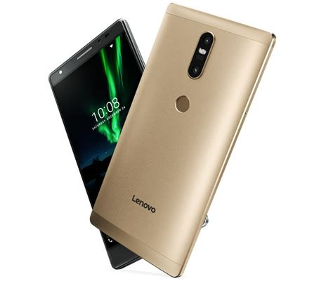 Lenovo Phab 2 lenovo phab 2 plus with 6 4 inch 1080p display dual 13mp cameras and phab 2 announced