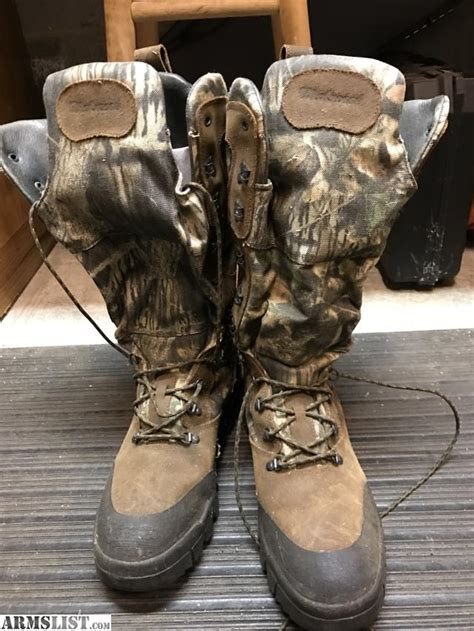snake boots for sale armslist for sale s lacrosse snake boots size 13