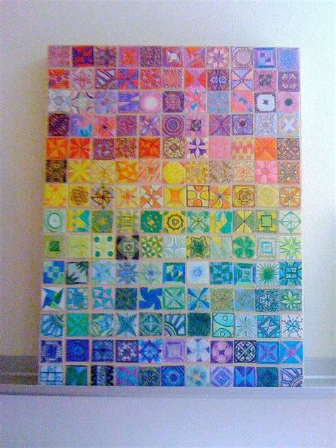 Paper Quilts by 1000 Ideas About Paper Quilt On One Block