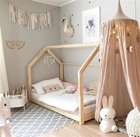 Toddler Floor Bed Frame Max S Room In Navy Or Navy And Room