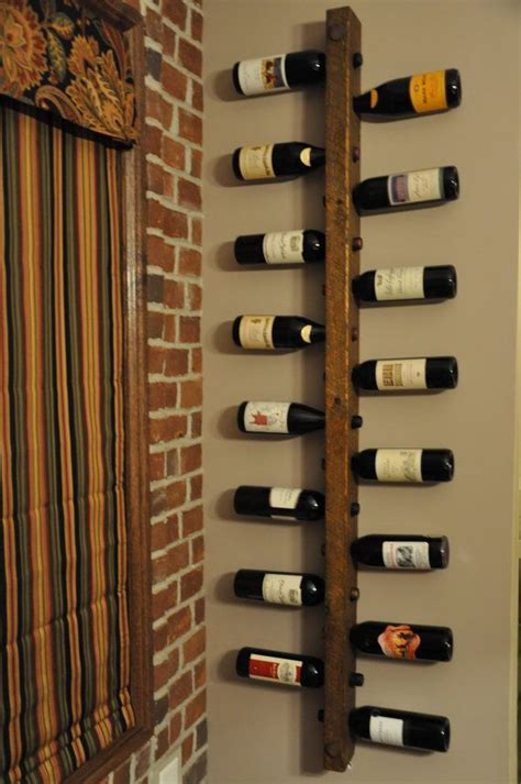 how to make a wine rack in a kitchen cabinet 14 diy wine racks made of wood kelly s diy blog