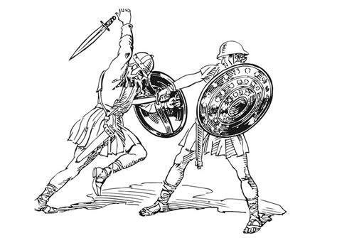 disegno da colorare battaglia cat 13227