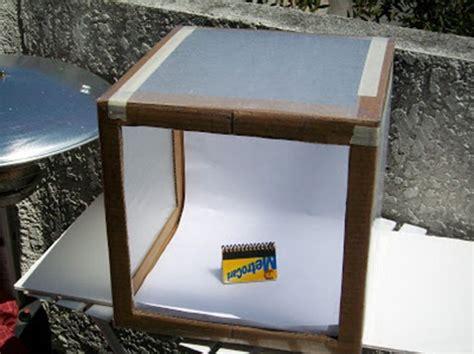 Handmade Light Box - improve your product photography 5 diy tutorials