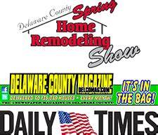 delaware county home remodeling show in broomall