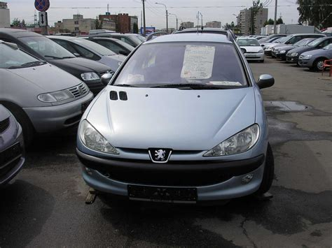 used peugeot 206 used 2005 peugeot 206 photos 1400cc diesel ff for sale